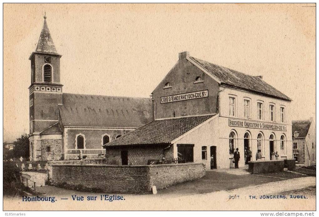 Café en 1900